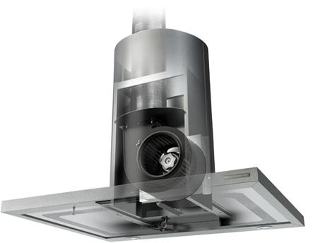 máy hút mùi nhật bản dễ dàng vệ sinh