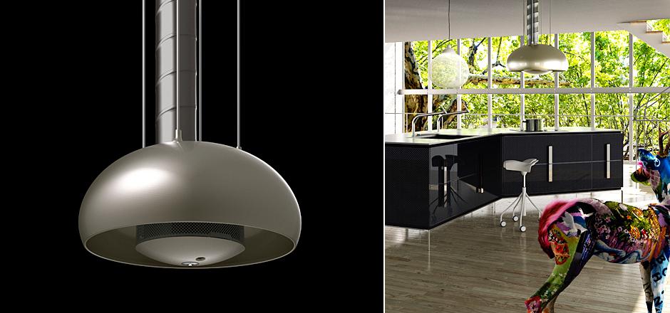 máy hút mùi nhật bản toyo kitchen style dome