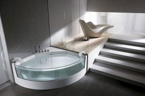 18 chiếc bồn tắm cực