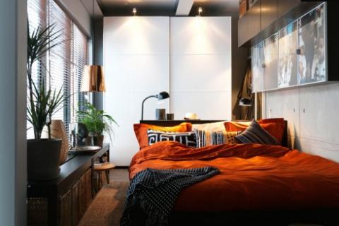 Ý tưởng trang trí nội thất phòng ngủ nhỏ