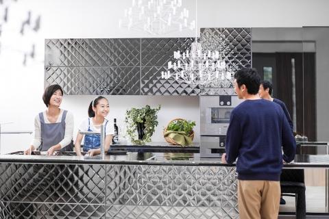 Tìm hiểu về Đảo bếp, hãy xem Toyo Kitchen Style! Part.2