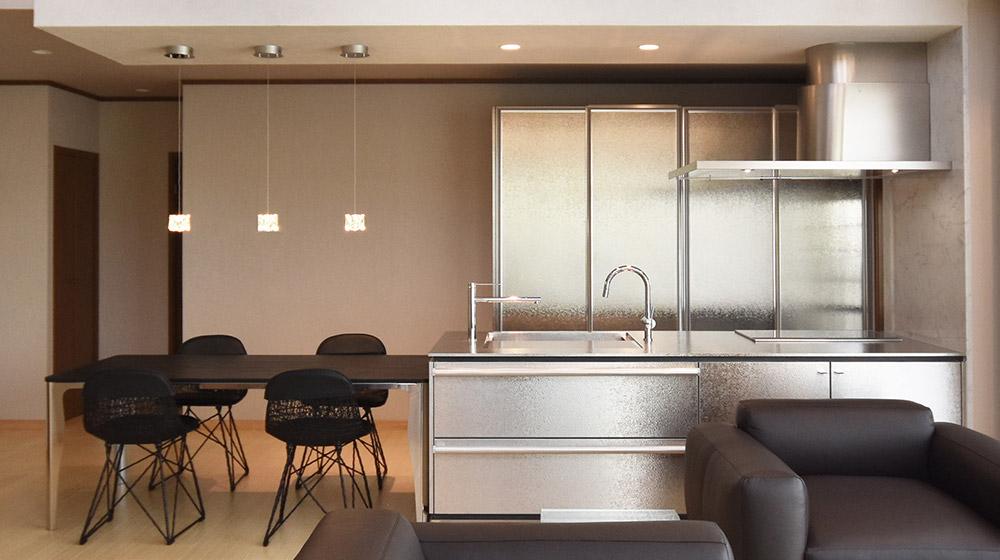 Tủ bếp cao cấp Nhật Bản Toyo Kitchen Style 4