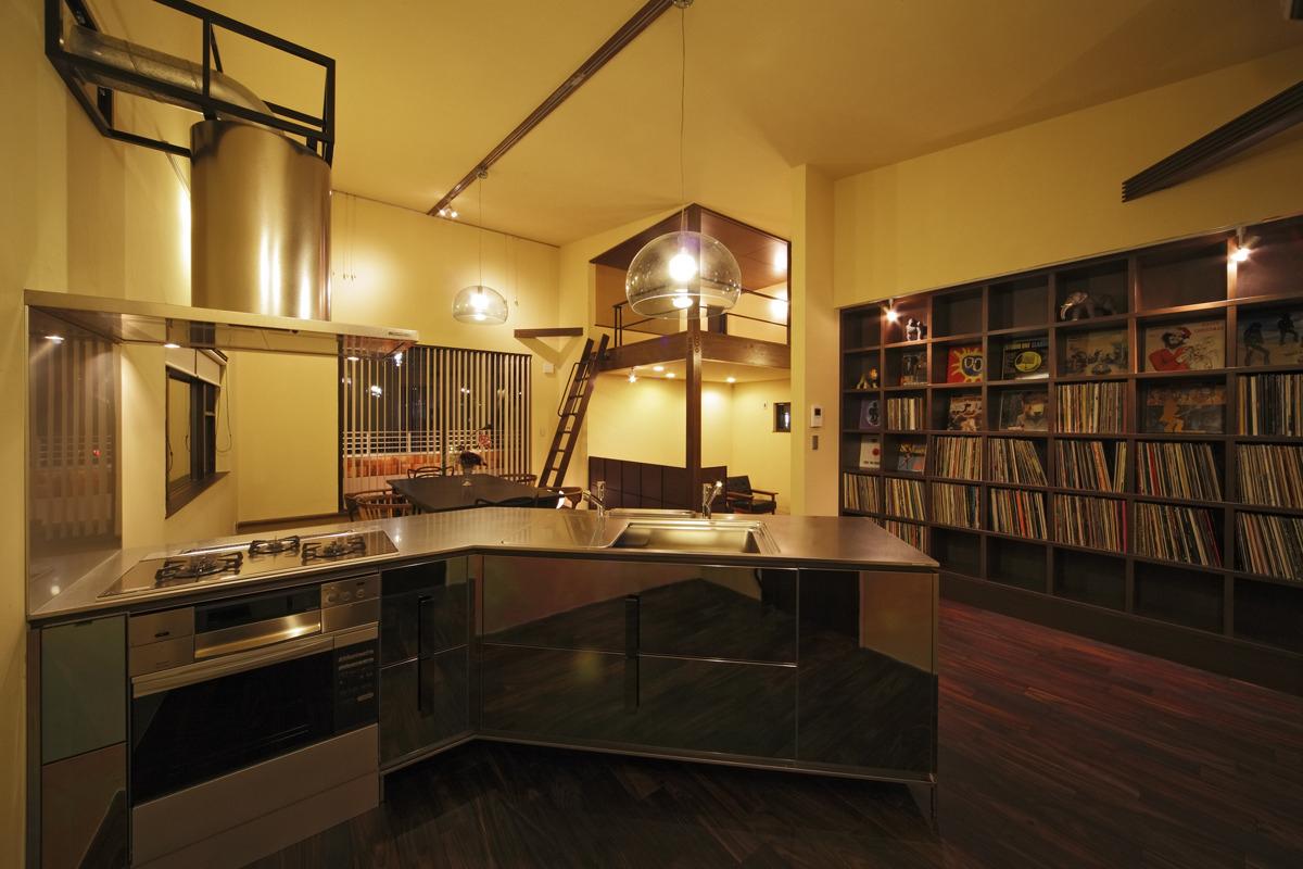 tu bep nhap khau toyo kitchen style nhat ban