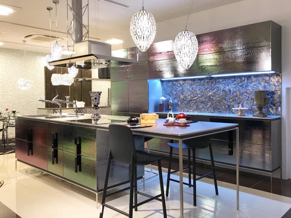 Câu chuyện chất lượng của hệ tủ bếp thép không gỉ Toyo Kitchen Style 1