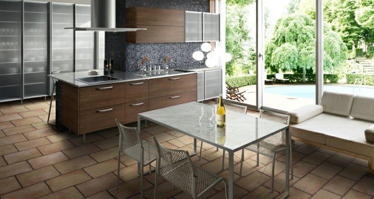 Tủ bếp luxury Toyo Kitchen Style 1