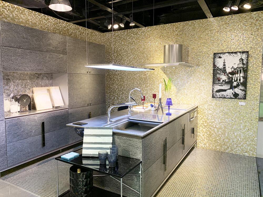 Tủ bếp luxury Toyo Kitchen Style 3