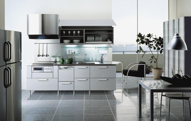 Tủ bếp luxury Toyo Kitchen Style 5