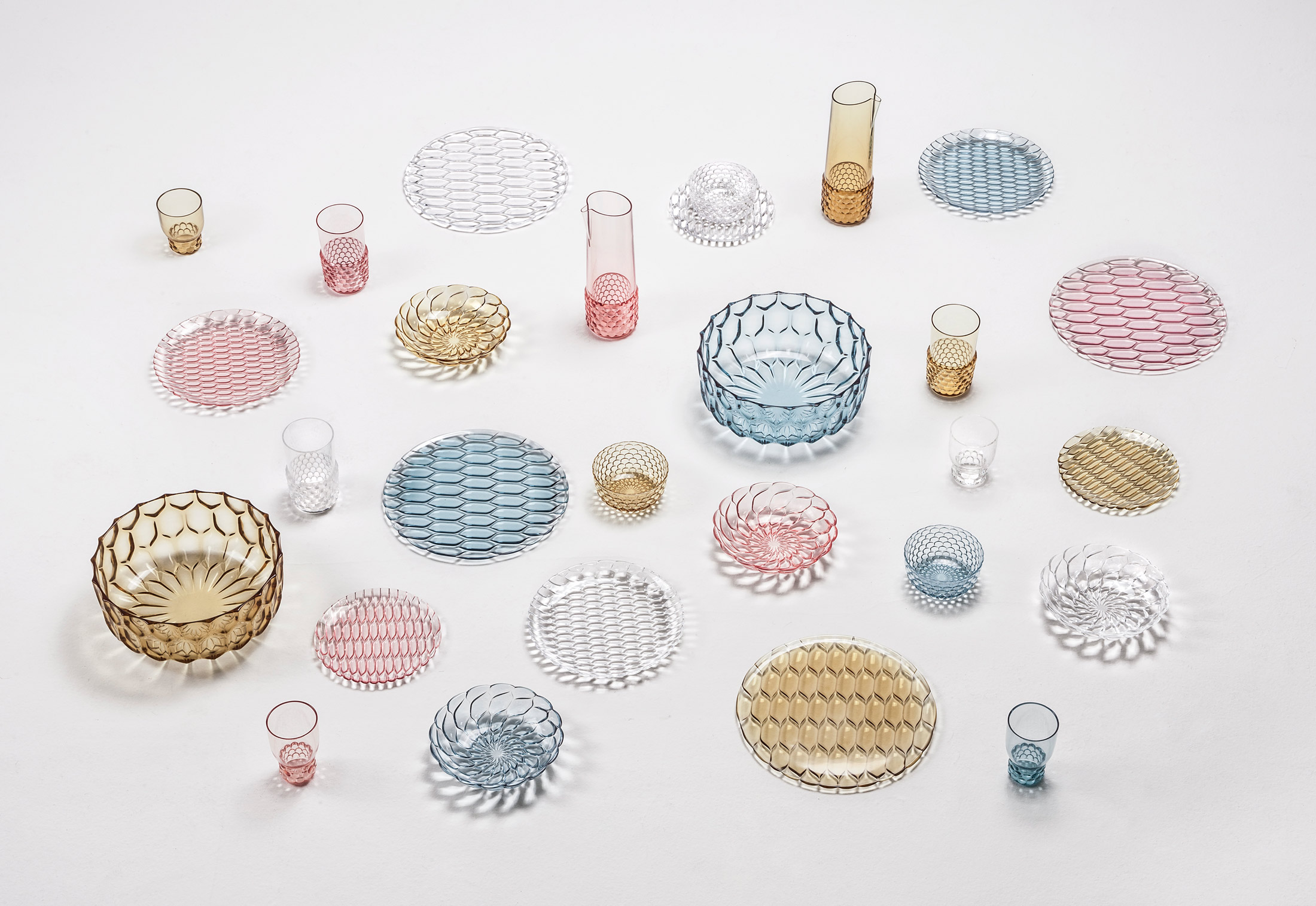 Kartell Jellies Family Tableware