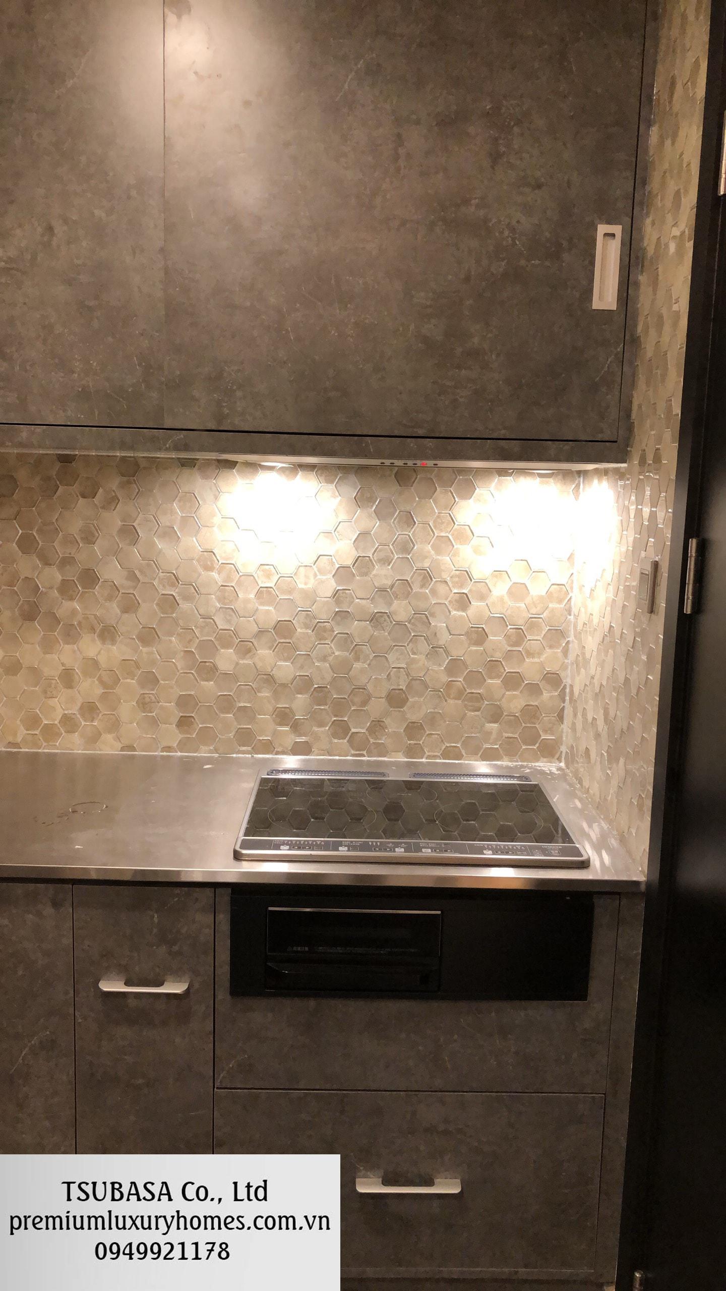 thiết kế thi công nội thất căn hộ chung cư quận 4 3