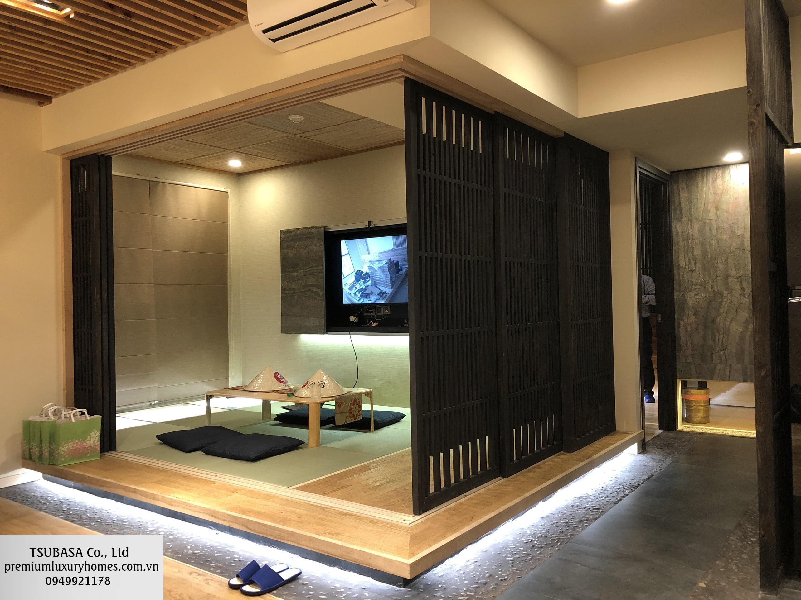 thiết kế thi công nội thất căn hộ chung cư quận 4