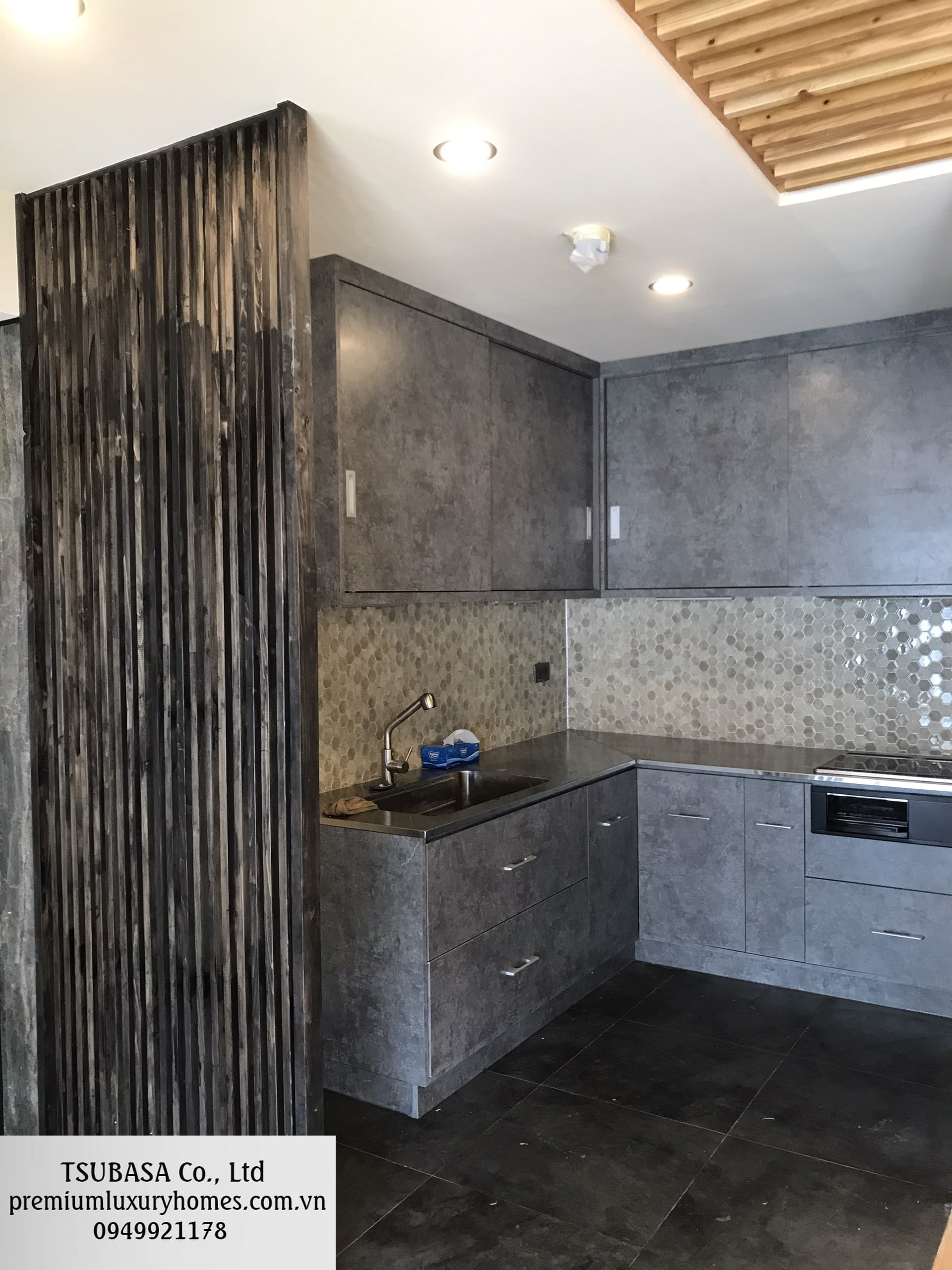 thiết kế thi công nội thất căn hộ chung cư quận 4 1